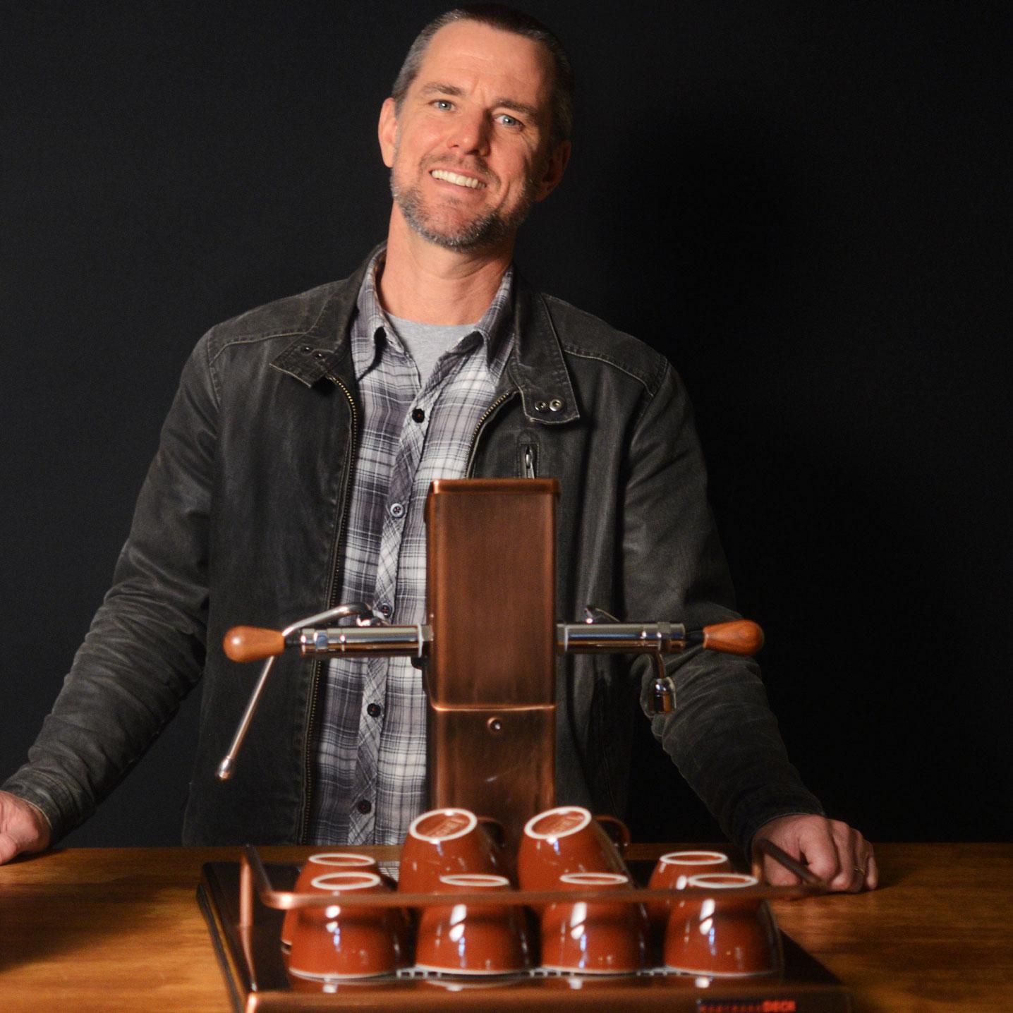 Jason Marks Coffee Machine Technician