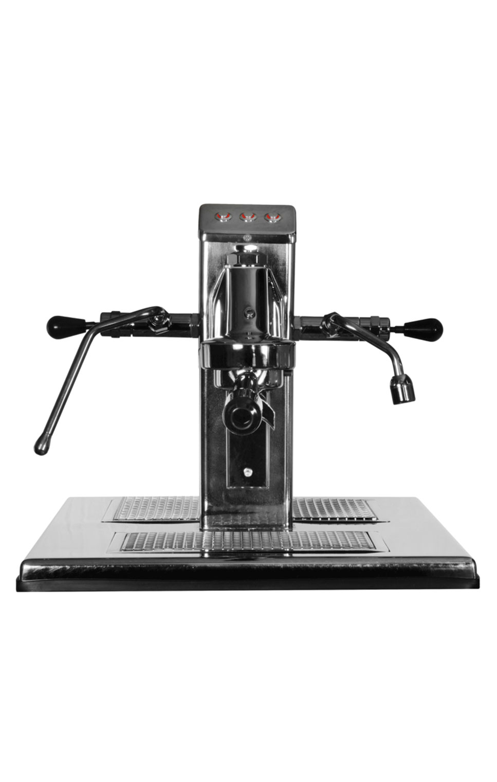 1 group head coffee machine front 3