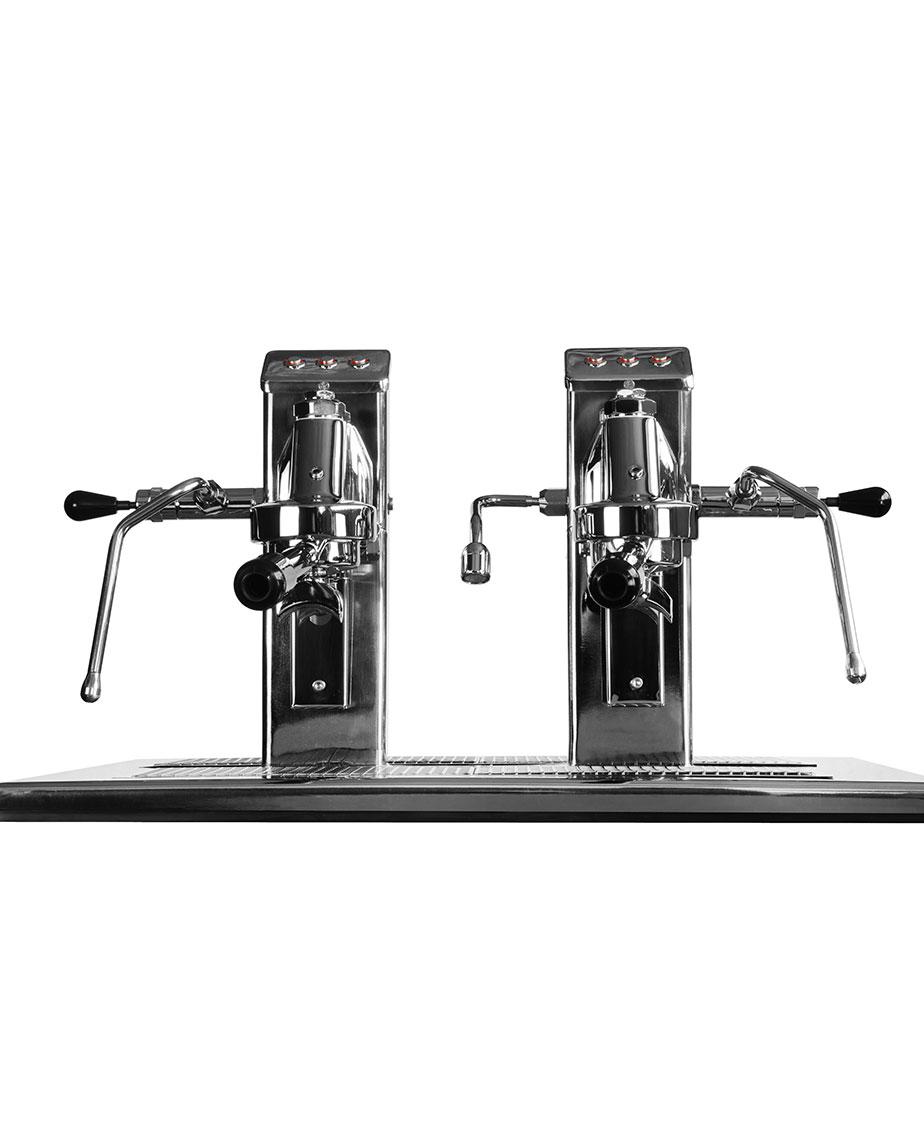 Commercial Espresso Coffee Machine espressoDECK 2 group front 2
