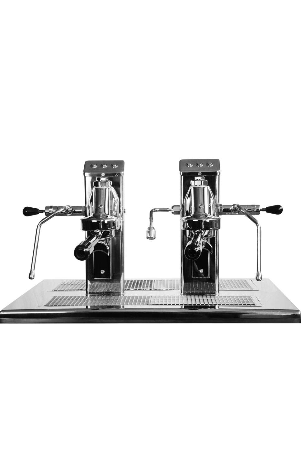 Commercial Espresso Coffee Machine espressoDECK 2 group front